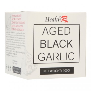 HEALTHRX AGED BLACK GARLIC 100G