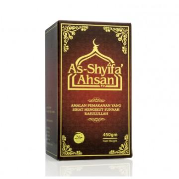 AS-SHYIFA' AHSAN