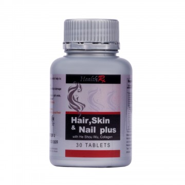 HEALTHRX HAIR SKIN NAIL PLUS TABLET