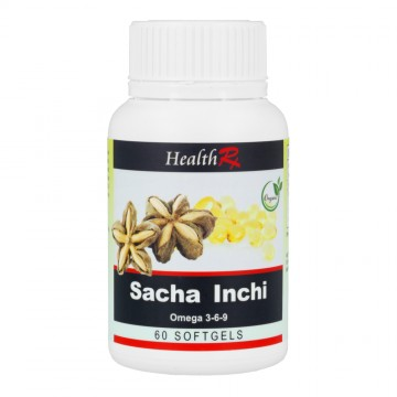 HEALTHRX SACHA INCHI SOFTGEL