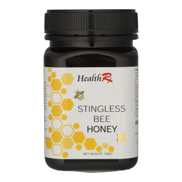 HEALTHRX STINGLESS BEE HONEY 500G