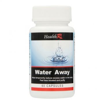 HEALTHRX WATER AWAY CAPSULES 60S